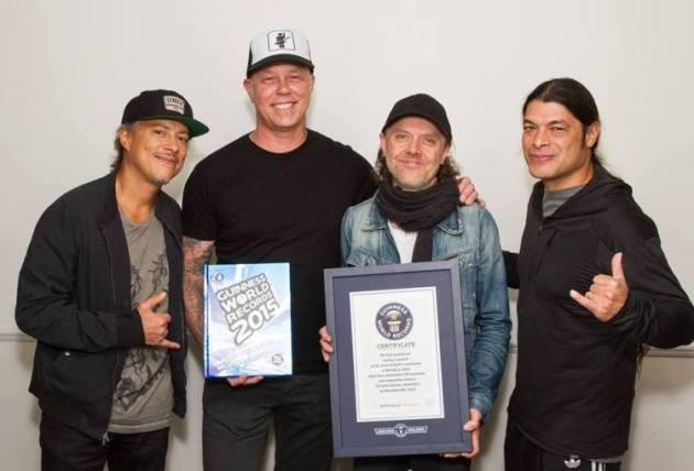 Metallica-Guinness-World-Record