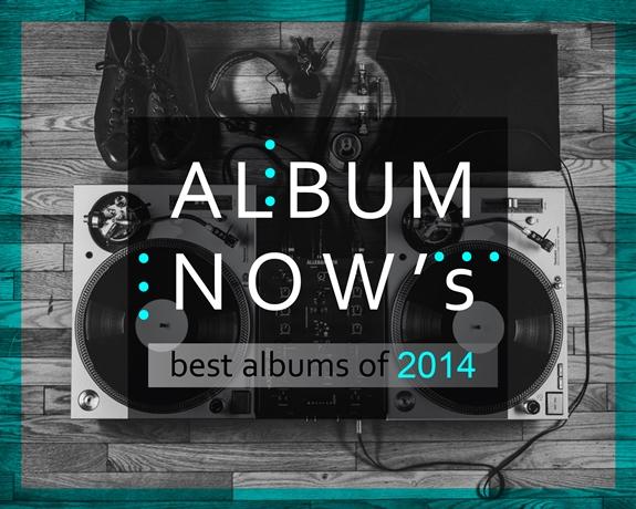 albumnow best of 2014