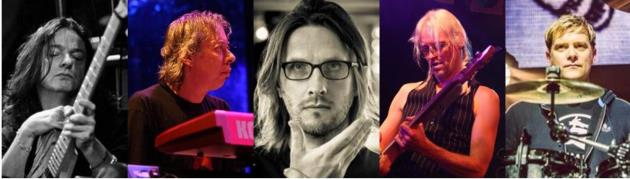 Steven Wilson Tour Members