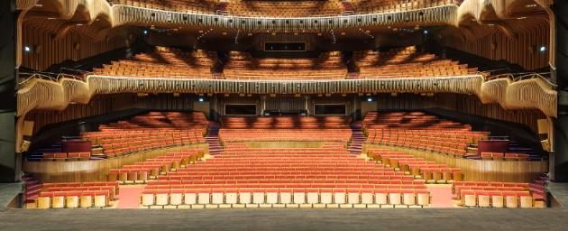 Zorlu Center PSM - Main Theatre