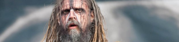 CASTLE DONINGTON, UNITED KINGDOM - JUNE 13: Rob Zombie performs on Day 1 of the Download Festival at Donington Park on June 13, 2014 in Castle Donington, England. (Photo by Neil Lupin/WireImage)